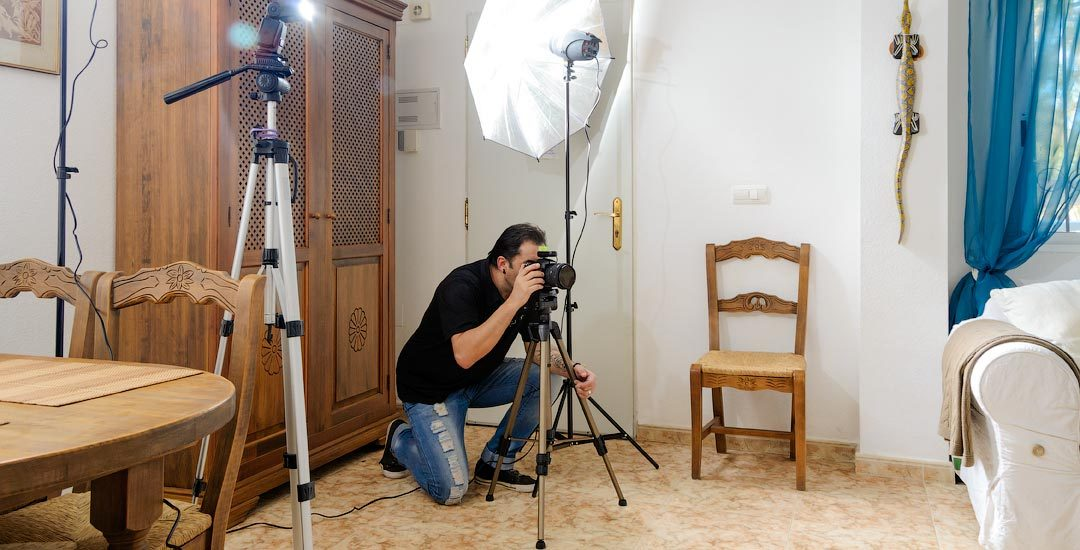 Fotógrafo inmobiliario profesional