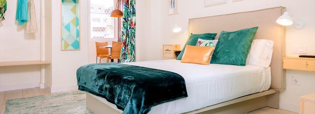 Guía preparación 03 - Dormitorio verde