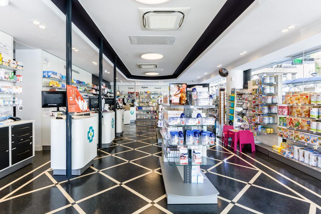 Farmacia en El Antiguo - Donostia 1