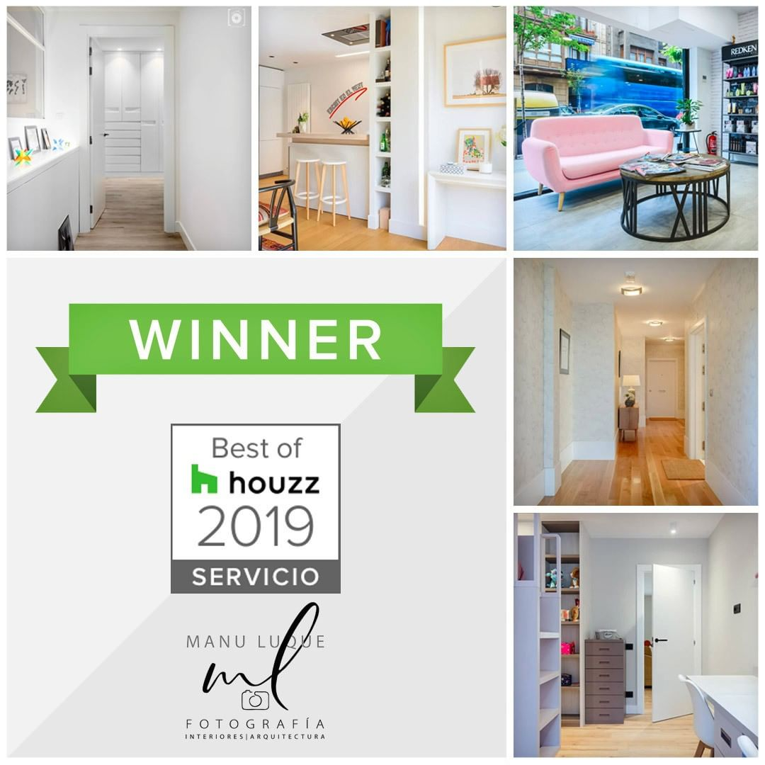 Premio Best of Houzz 2019 - Servicio al Cliente